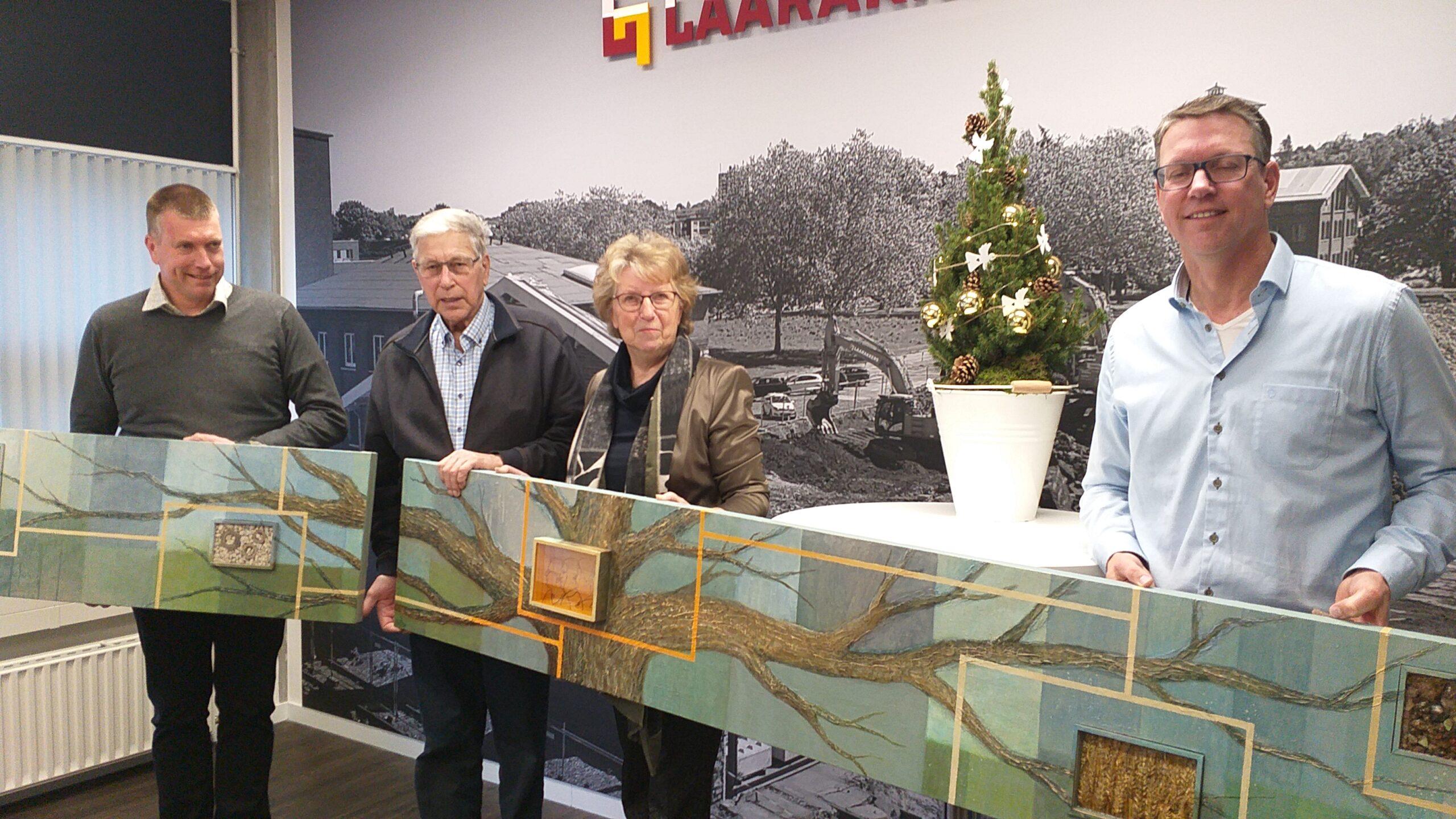 Laarakkers 75-Jahr-Feier