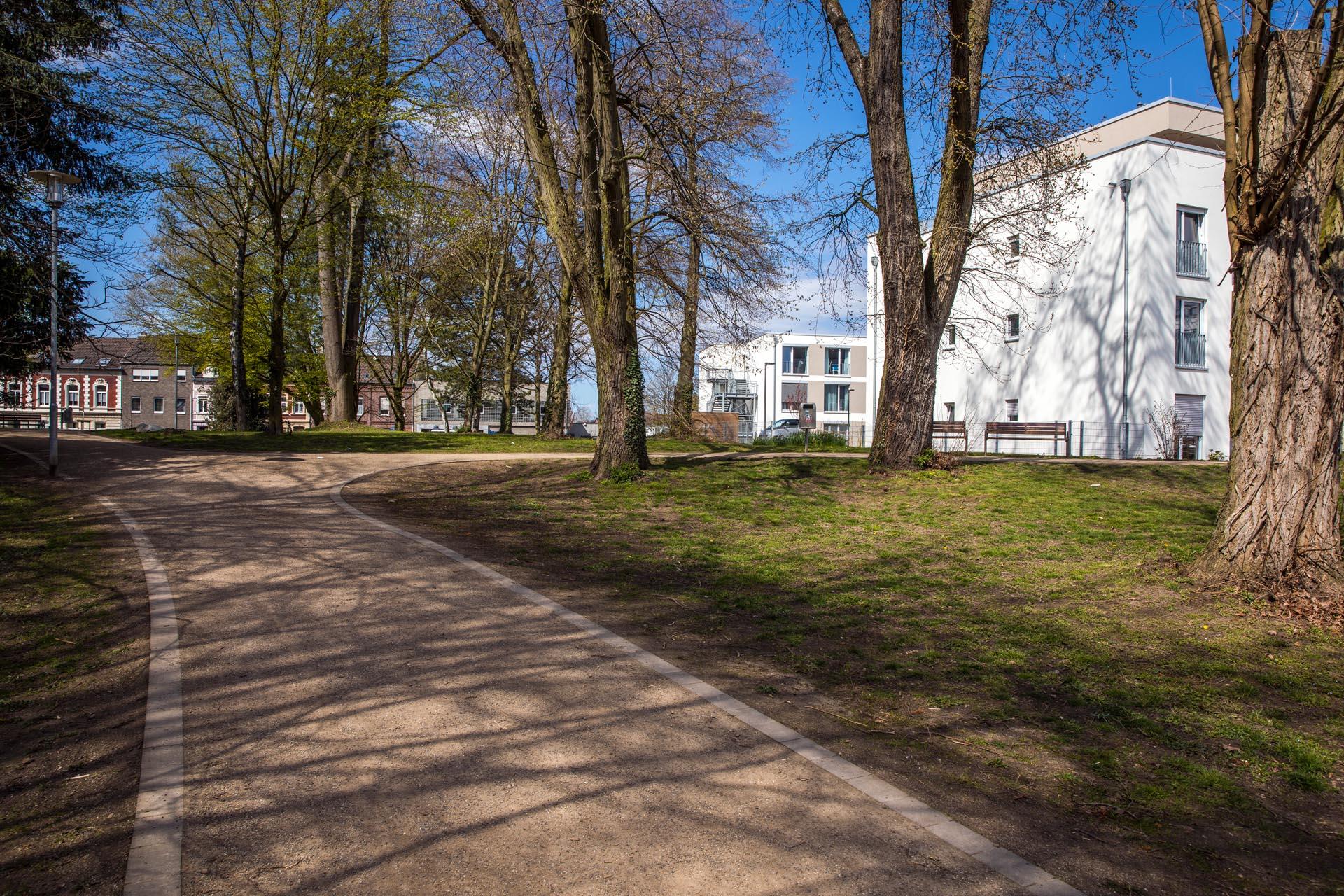 Niedieck-Park 1–3 · Nettetal